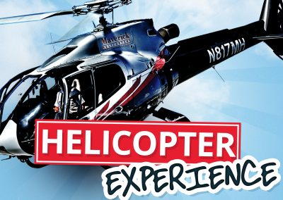 Helicopter-Experience