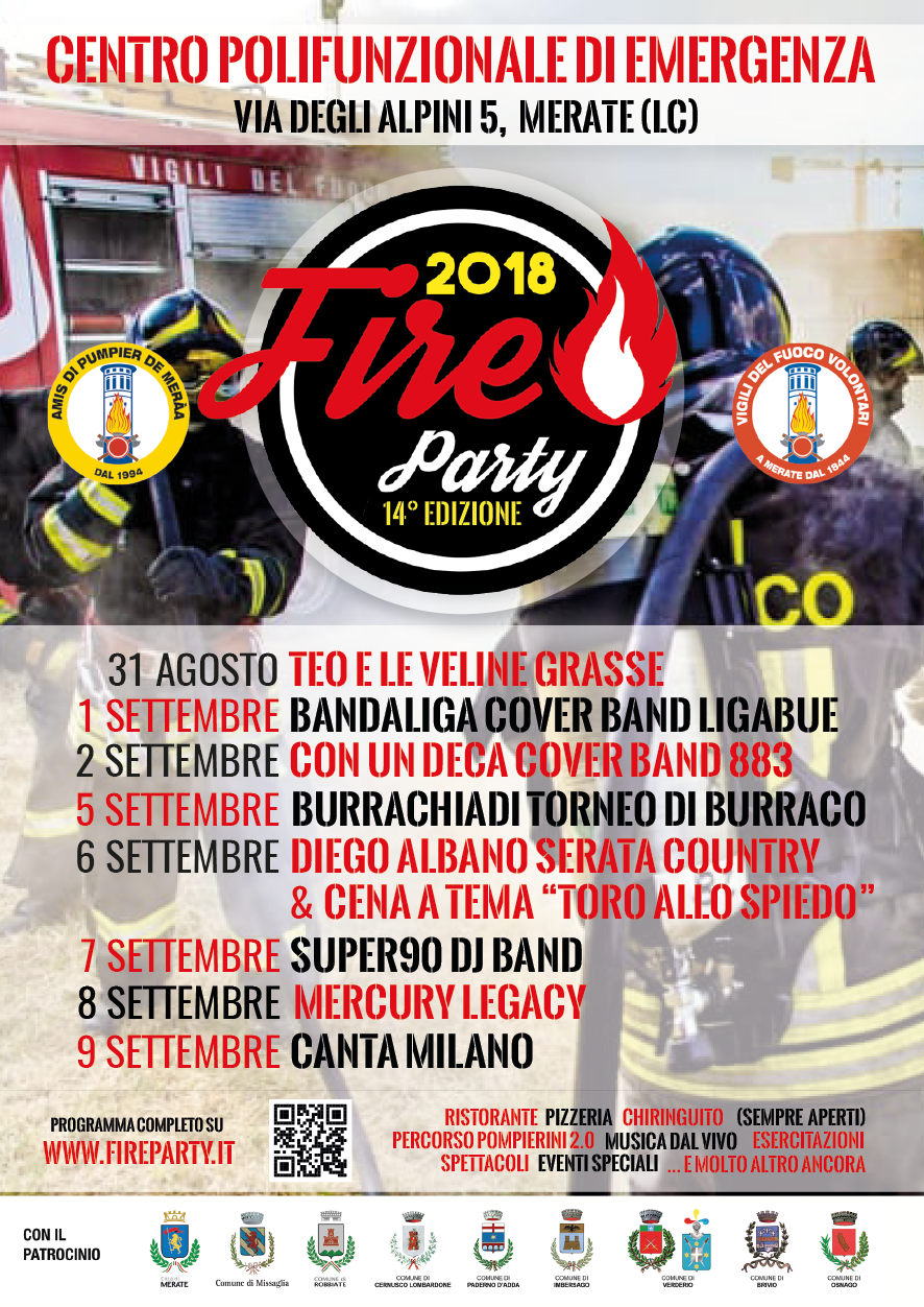 Fire Party 2018