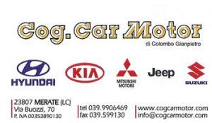 Cog.Car Motor